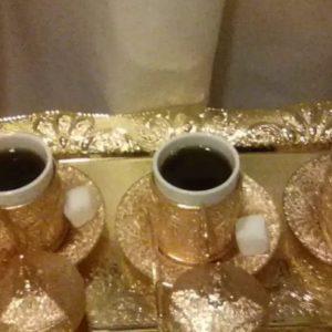 خدمة شاي و قهوه للاستقبال الكويت