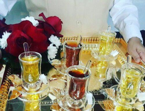 خدمة ضيافة شاي وقهوه وعصير | 98955060 | زهرة الخليج